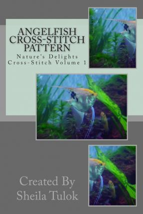 Angelfish Cross-Stitch Pattern