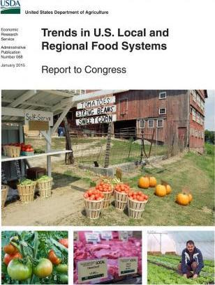 Trends in U.S. Local and Regional Food Systems