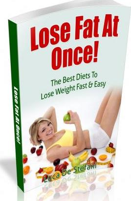 Lose Fat at Once!