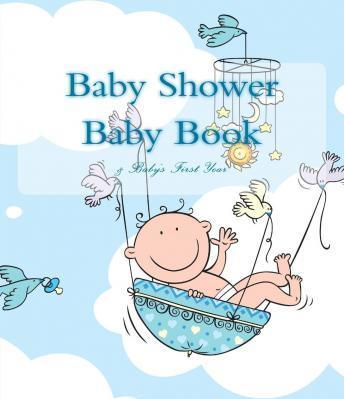 Baby Shower Baby Book