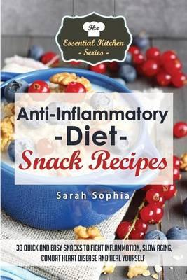 Anti Inflammatory Diet Snack Recipes