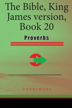 The Bible, King James Version, Book 20