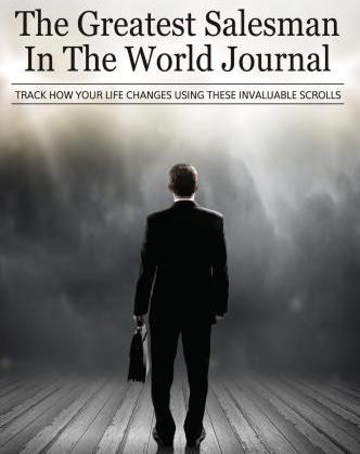The Greatest Salesman in the World Journal