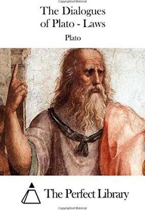 The Dialogues of Plato - Laws