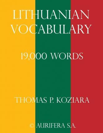 Lithuanian Vocabulary