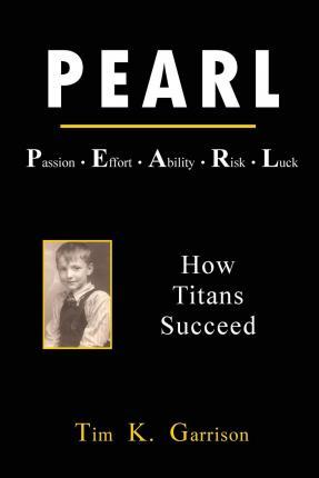 Pearl - Passion Effort Ability Risk Luck