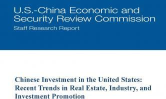 Chinese Investment in the United States