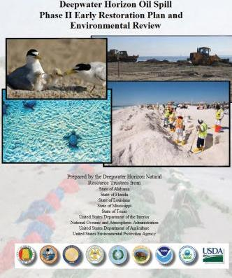 Deepwater Horizon Oil Spill Phase II Early Restoration Plan and Environmental Review