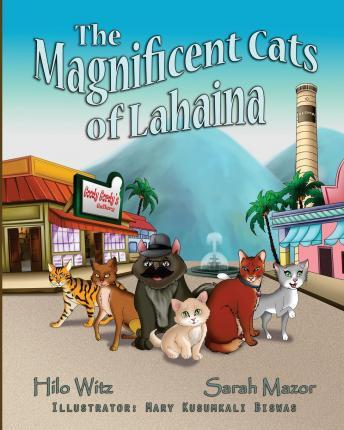 The Magnificent Cats of Lahaina