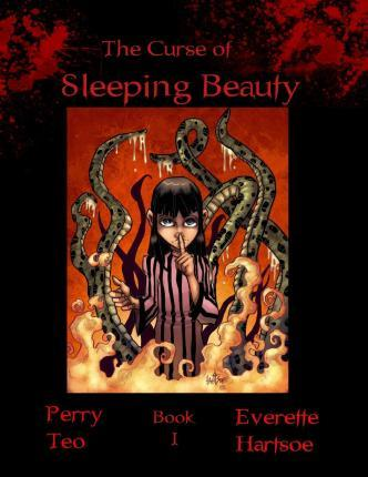 The Curse of Sleeping Beauty Book One Special Cover