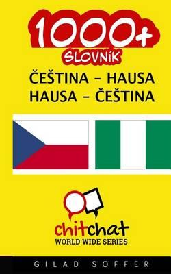 1000+ Czech - Hausa Hausa - Czech Vocabulary