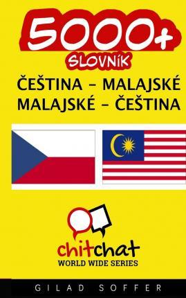 5000+ Czech - Malay Malay - Czech Vocabulary