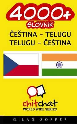 4000+ Czech - Telugu Telugu - Czech Vocabulary