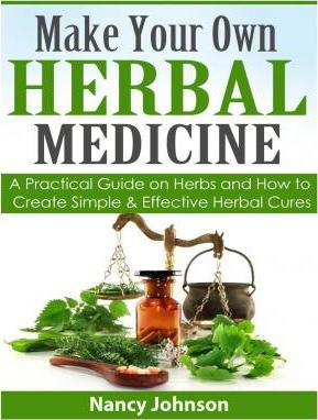 Make Your Own Herbal Medicine