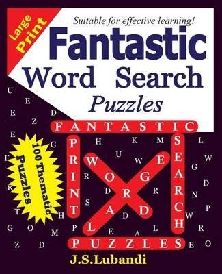 Fantastic Word Search Puzzles