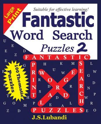 Fantastic Word Search Puzzles 2
