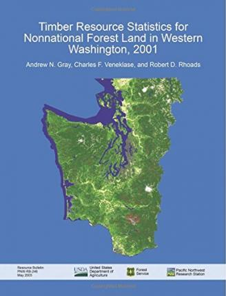 Timber Resource Statistics for Nonnational Forest Land in Western Washington 2001