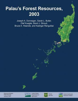 Palau's Forest Resources, 2003