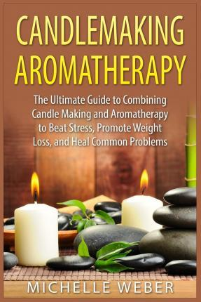 Candlemaking Aromatherapy Cover Image
