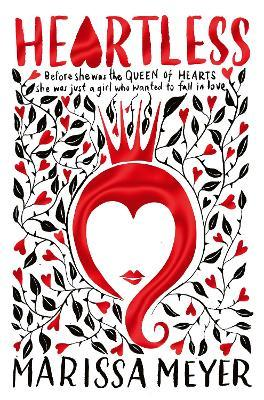 Image result for heartless marissa meyer white cover