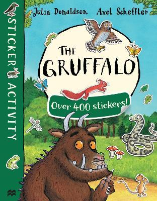 The Gruffalo Sticker Book