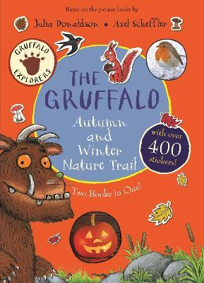 The Gruffalo Autumn and Winter Nature Trail