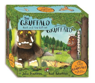 The Gruffalo : Book and Toy Gift Set