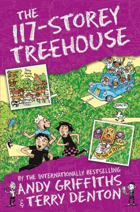 The 117-Storey Treehouse Cover Image