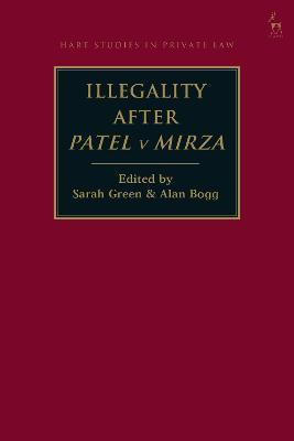 Illegality after Patel v Mirza