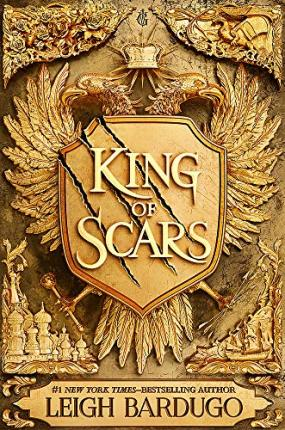 When is king of scars book 2 coming out