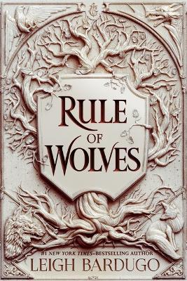 Rule of Wolves (King of Scars Book 2) Cover Image