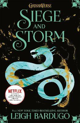 Shadow and Bone: Siege and Storm Cover Image