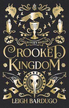 Six of Crows: Crooked Kingdom Cover Image