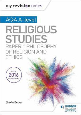 My Revision Notes AQA A-level Religious Studies: Paper 1