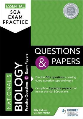 Essential SQA Exam Practice: National 5 Biology Questions and Papers