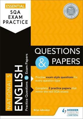 Essential SQA Exam Practice: National 5 English Questions and Papers