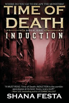 Time of Death Book 1