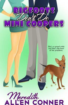Bigfoots Don't Do Mini Coopers