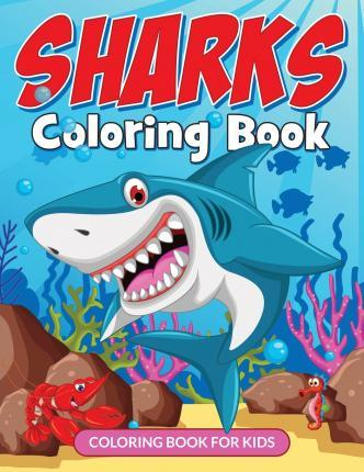 Sharks Coloring Book Avon Coloring Books Neil Masters