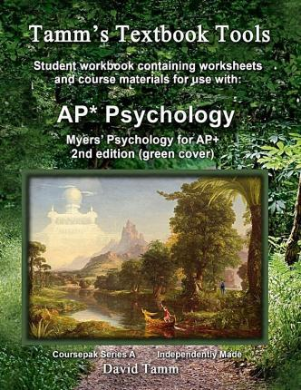 Myers' Psychology for AP* 2nd Edition+ Student Workbook
