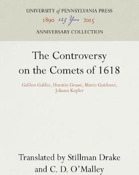The Controversy on the Comets of 1618