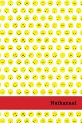 Etchbooks Nathanael, Emoji, College Rule, 6 X 9', 100 Pages