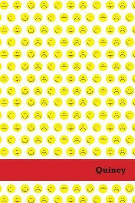 Etchbooks Quincy, Emoji, College Rule, 6 X 9', 100 Pages
