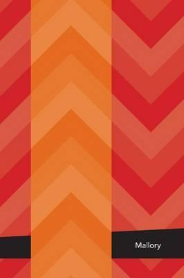 Etchbooks Mallory, Chevron, College Rule, 6 X 9', 100 Pages