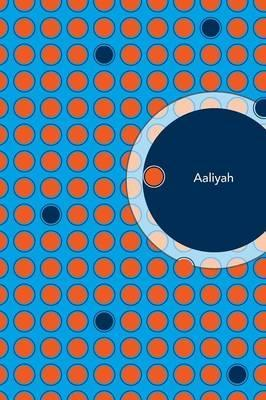 Etchbooks Aaliyah, Dots, Wide Rule, 6 X 9', 100 Pages