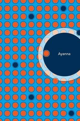 Etchbooks Ayanna, Dots, Wide Rule