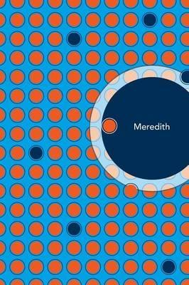 Etchbooks Meredith, Dots, Wide Rule