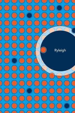 Etchbooks Ryleigh, Dots, Blank