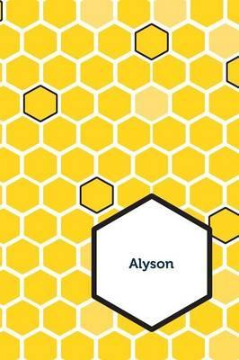 Etchbooks Alyson, Honeycomb, College Rule