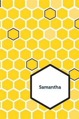 Etchbooks Samantha, Honeycomb, Wide Rule, 6 X 9', 100 Pages
